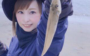 宮崎 一ツ葉方面 サーフにて良型キス釣れてます!!南宮崎店